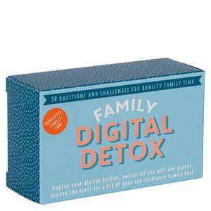 Family digital detox game
