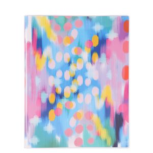 8x10 Blurred lights notebook