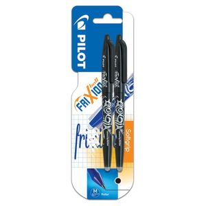 Black rollerball frixion pens - set of 2