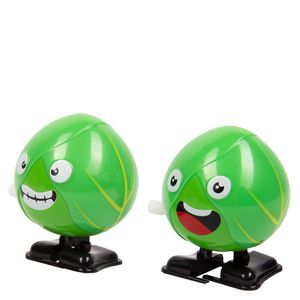 Wind-up racing sprouts