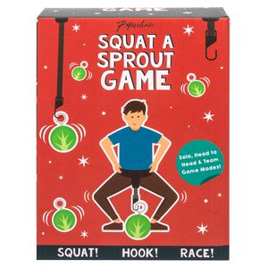 Squat a sprout game
