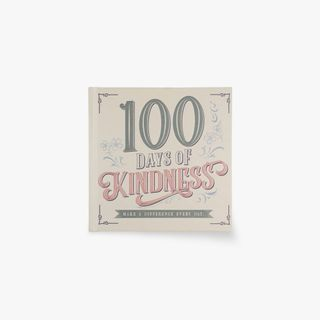 100 days of kindness journal main image