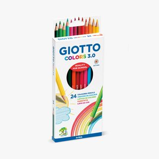 Giotto Colouring pencils - pack of 24 main image