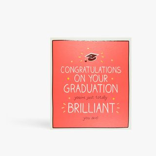 You're just totally brilliant card main image