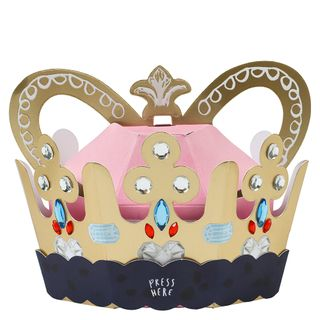 Queen pop out musical Mother's Day card main image