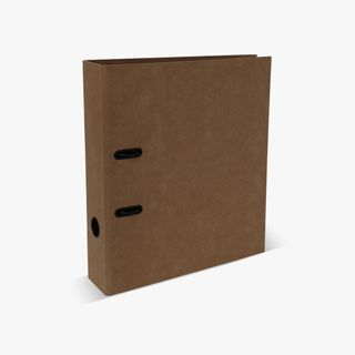 A4 Brown Kraft Lever Arch File  main image