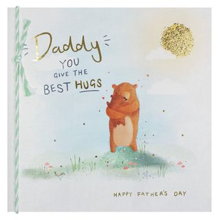 Best bear hugs Father's day card main image