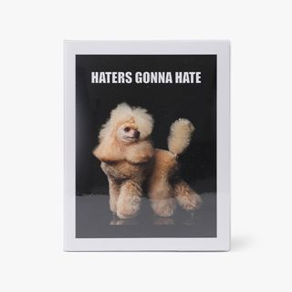 Haters Gonna Hate Notebook  main image