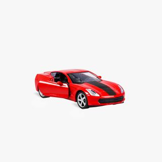 I bought you a car! Red toy car  main image