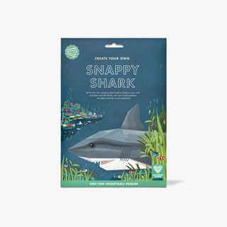 Build your own snappy shark main image