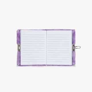 A6 Lockable Kitty Notebook main image