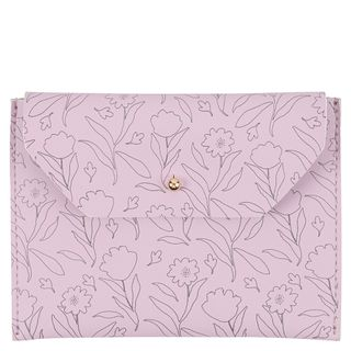 Floral passcase with pockets  main image