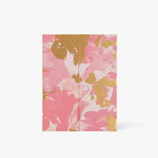 Pink Marble List Book main image