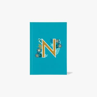 Letter N Notebook main image
