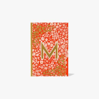 Letter M Notebook main image