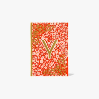 Letter Y Notebook main image