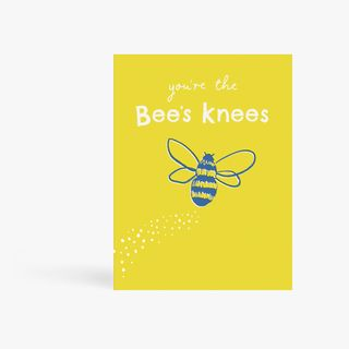 You're the bees knees card main image