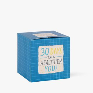 30-days to a healthier you  main image