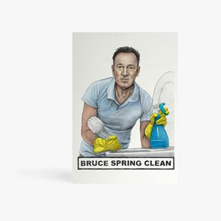 Bruce Spring Clean Card  main image