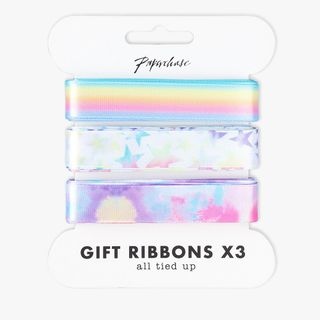 Ombre pastel ribbons 3m - 3 pack  main image
