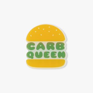 Carb Queen Magnet main image