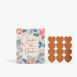 Pampas Save The Date Cards  main image