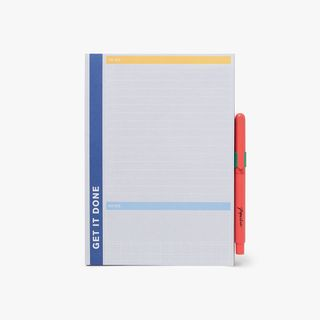 To-Do List Pad with Pen main image