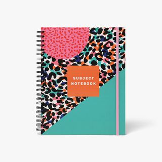 A4 Colour Crush 8-Part Subject Notebook  main image