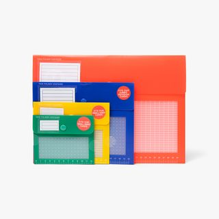Document Wallets - Set of 4 main image