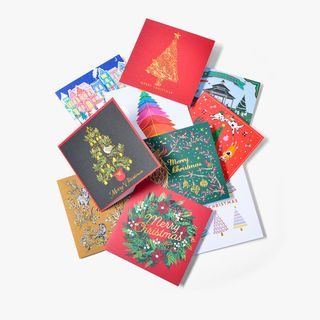 Assorted Charity Christmas Cards - Box of 24  main image