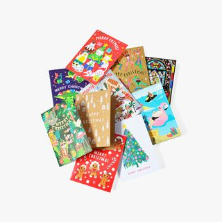 Small Assorted Christmas Cards - Box of 24  main image