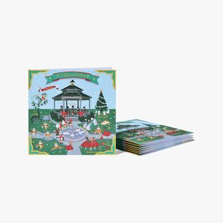 12 Days of Christmas Charity Cards - Pack of 8  main image