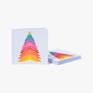 Christmas Rainbow Charity Cards - Pack of 8  main image