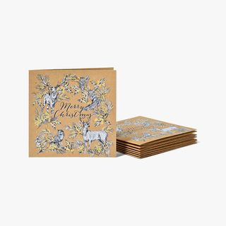 Woodland Kraft Charity Cards - Pack of 8  main image