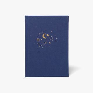 A5 Constellation Foil Notebook  main image