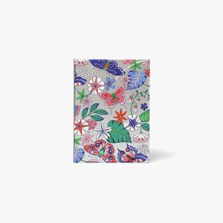 A6 Magazine Butterfly Notebook main image