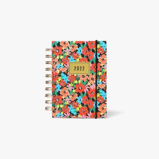 A6 Floral WTV Diary 2022 main image