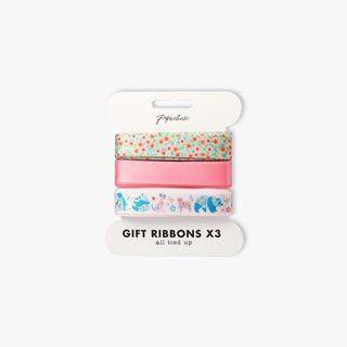 Floral Friends Ribbons 3m - Pack of 3  main image