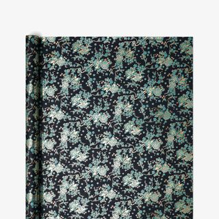 Midnight Flora Wrapping Paper - 3m main image