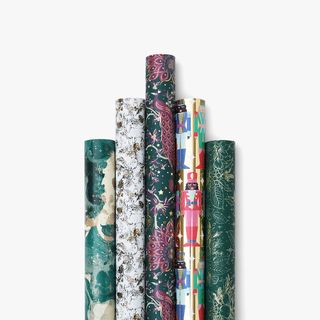 Luxe Christmas Wrap Bundle - Pack of 5  main image
