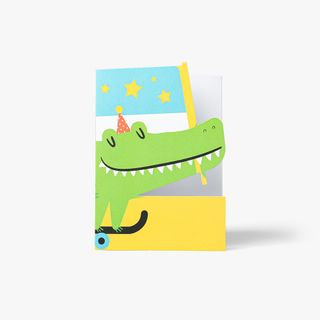 Snappy Birthday Brother Card  main image