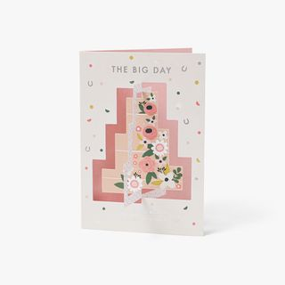 The Big Day Twist Out Card main image