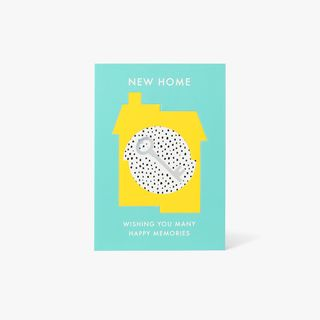 Twist Out New Home Card  main image