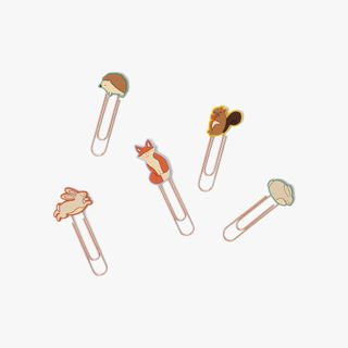 Woodland Paper Clips - Pack of 5 main image