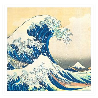 The Great Wave card main image