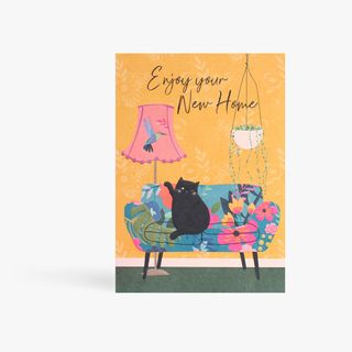 Enjoy Your New Home Card  main image
