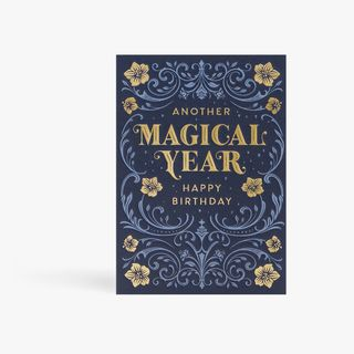 Another Magical Year Birthday Card main image