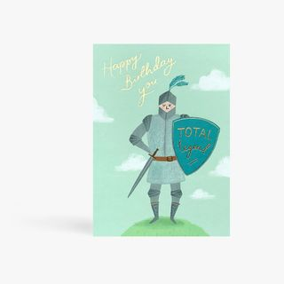 You Total Legend Birthday Card main image