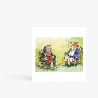 The Wind in the Willows Card  main image