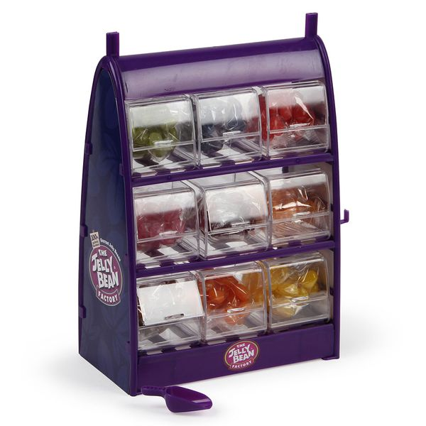 Jelly bean factory pick 'n' mix stand
